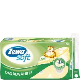 Zewa Soft Das Bewährte 3lg. 8x150 Blatt
