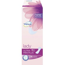 Tena Inkontinenz  Einlagen Lady Ultra Mini Plus