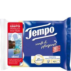 Tempo Sanft & Pfegend Feucht