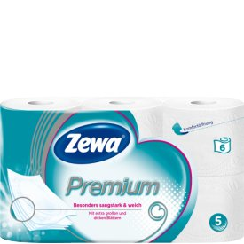 Zewa Premium 5lagig