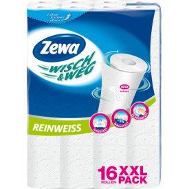 Zewa Küchentücher Reinweiß Wisch & Weg