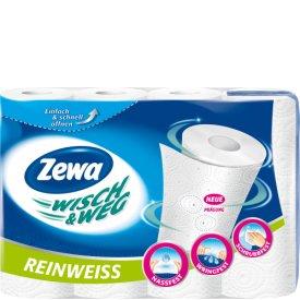Zewa Küchentücher Wisch & Weg  reinweiß