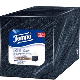 Tempo Taschentücher Box  Light