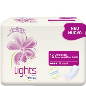 Tena Damenbinden lights by TENA Ultra Binden normal