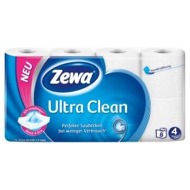 Zewa Ultra Clean 4-Lagig