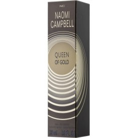 Naomi Campbell Queen Of Gold Edt Spray