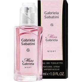 Gabriela Sabatini Miss Gabriela Night Edt Spray