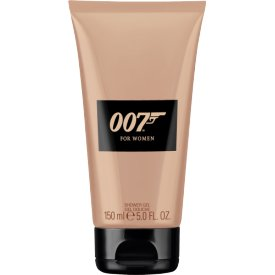 James Bond 007  For Women Shower Gel