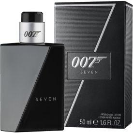 James Bond 007  Seven After Shave Lotion