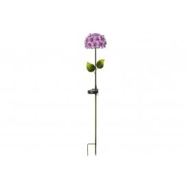 Best Season Gartenstecker Solar Hortensie 77cm