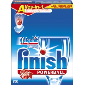 Finish Powerball Alles-in-1