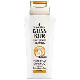 Gliss Kur Shampoo Hair Repair Total