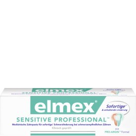 Elmex Zahncreme Sensitive Professional