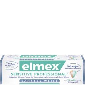 Elmex Zahnpasta Sensitive Professional sanftes Weiß