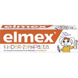 Elmex Kinder Zahnpasta (jetzt als Gel)
