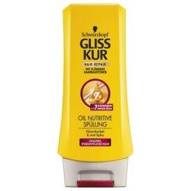 Gliss Kur Hair Repair Oil Nutritive Spülung