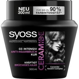 Schwarzkopf Syoss Ceramide Anti-Haarbruch Intensiv Kur