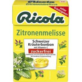 Ricola Schweizer Kräuterbonbons ohne Zucker