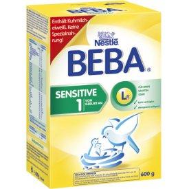 Nestle BEBA Sensitive 1 von Geburt an
