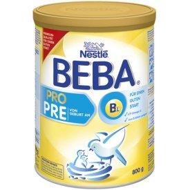 Nestle BEBA Pro PRE Von Geburt an