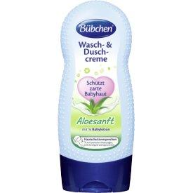 Wasch & Duschcreme Aloesanft