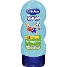 Bübchen Shampoo & Shower Sportsfreund