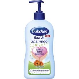 Bübchen Badezusatz Bad & Shampoo