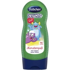 Bübchen Shampoo & Duschgel Monsterspaß