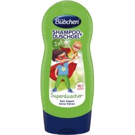 Bübchen Kids Shampoo & Duschgel Superduscher