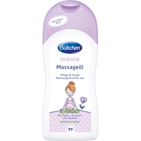 Bübchen Mama Massageöl