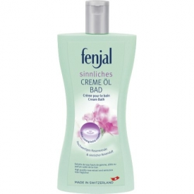 Fenjal Creme Öl Bad Rose