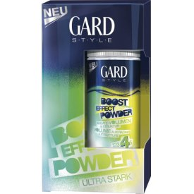 Gard Haarwax Boost Effect Powder