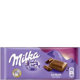 Milka Zartherbe Schokolade