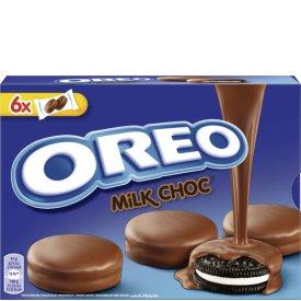 Oreo Choc Milk