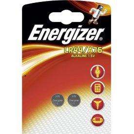 Energizer Knopfzellen LR44 / A76 1,5 Volt Alkali-Mangan