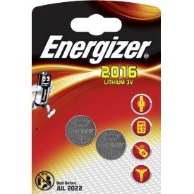 Energizer Spezialzellenbatterie / Lithium CR-Typ 2016