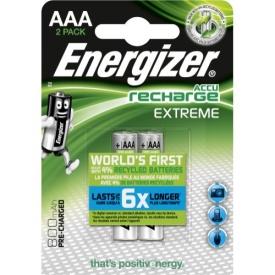 Energizer Akkus Micro AAA 800 mAh