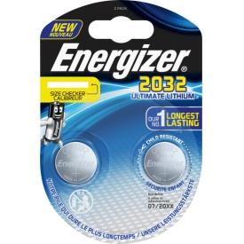 Energizer Ulitmate Lithium CR-Typ 2032 2 St