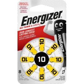 Energizer Hörgerätebatterien 10
