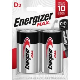 Energizer Energizer Alkaline  Max Mono D