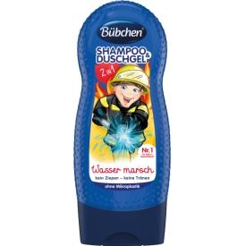 Bübchen Kids Shampoo & Duschgel Wasser marsch