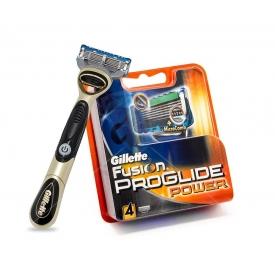 Gillette Geschenkset Fusion ProGlide Power