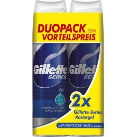 Gillette SERIES GEL SENS.