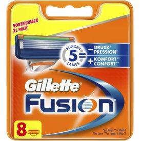 Gillette Rasierklingen Fusion