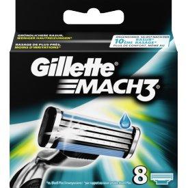 Gillette Rasierklingen Mach 3