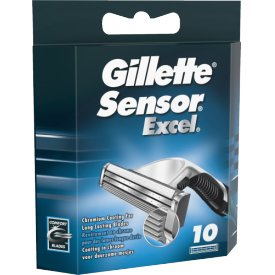 Gillette Rasierklingen Sensor Excel