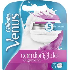 Gillette Venus Systemklingen Comfortglide Sugarberry