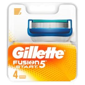 Gillette Fusion Start 4 Klingen