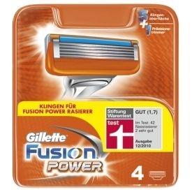 Gillette Rasierklingen Fusion Power