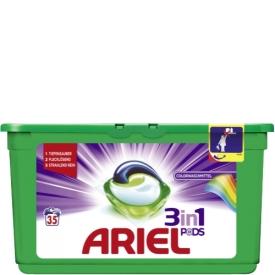 Ariel Colorwaschmittel Compact Pods 3in1